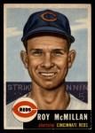 1953 Topps #259  Roy McMillan  Front Thumbnail
