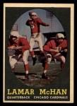 1958 Topps #68  Lamar McHan  Front Thumbnail