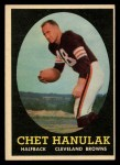 1958 Topps #45  Chet Hanulak  Front Thumbnail