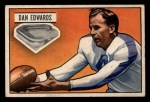 1951 Bowman #43  Dan Edwards  Front Thumbnail
