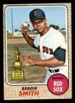 1968 Topps #61  Reggie Smith  Front Thumbnail