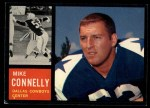 1962 Topps #44  Mike Connelly  Front Thumbnail
