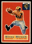 1956 Topps #78  Elroy Hirsch  Front Thumbnail