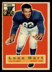 1956 Topps #104  Leon Hart  Front Thumbnail