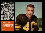1962 Topps #131  Preston Carpenter  Front Thumbnail