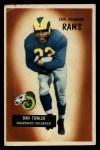 1955 Bowman #47  Dan Towler  Front Thumbnail
