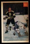 1954 Parkhurst #55  Bob Armstrong  Front Thumbnail