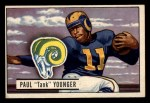 1951 Bowman #112  Paul Younger  Front Thumbnail