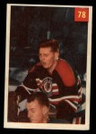 1954 Parkhurst #78  Al Dewsbury  Front Thumbnail