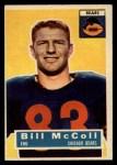 1956 Topps #83  Bill McColl  Front Thumbnail