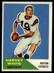 1960 Fleer #1  Harvey White  Front Thumbnail