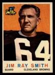 1959 Topps #101  Jim Ray Smith  Front Thumbnail