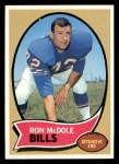 1970 Topps #63  Ron McDole  Front Thumbnail
