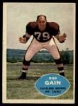 1960 Topps #30  Bob Gain  Front Thumbnail
