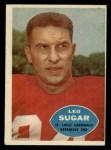 1960 Topps #110  Leo Sugar  Front Thumbnail