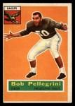 1956 Topps #64  Bob Pellegrini  Front Thumbnail