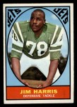1967 Topps #94  Jimmy Harris  Front Thumbnail