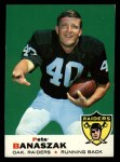 1969 Topps #30  Pete Banaszak  Front Thumbnail