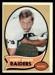 1970 Topps #224  Harry Schuh  Front Thumbnail