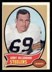 1970 Topps #230  Jerry Hillebrand  Front Thumbnail