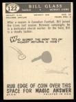 1959 Topps #122  Bill Glass  Back Thumbnail