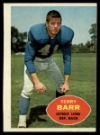 1960 Topps #47  Terry Barr  Front Thumbnail