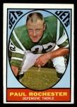 1967 Topps #100  Paul Rochester  Front Thumbnail