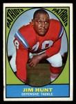 1967 Topps #10  Jim Hunt  Front Thumbnail