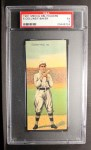 1911 T201 Mecca  Eddie Collins / Home Run Baker  Front Thumbnail