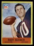 1967 Philadelphia #26  Rudy Buckich   Front Thumbnail
