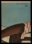 1968 Topps #145  E.J. Holub  Back Thumbnail