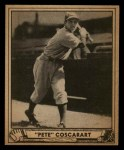 1940 Play Ball #63  Pete Coscarart  Front Thumbnail