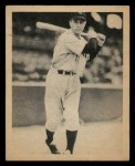 1939 Play Ball #81  Babe Dahlgren  Front Thumbnail