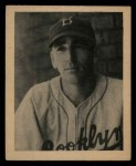 1939 Play Ball #154  Johnny Hudson  Front Thumbnail