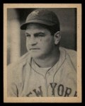 1939 Play Ball #124  Jumbo Brown  Front Thumbnail