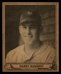 1940 Play Ball #86  Harry Gumpert  Front Thumbnail