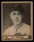 1940 Play Ball #99  Syl Johnson  Front Thumbnail