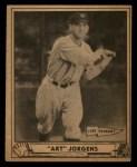 1940 Play Ball #2  Art Jorgens  Front Thumbnail