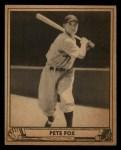1940 Play Ball #43  Pete Fox  Front Thumbnail