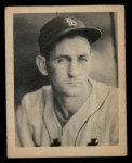 1939 Play Ball #50  Charlie Gehringer  Front Thumbnail