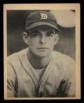 1939 Play Ball #104  Tommy Bridges  Front Thumbnail