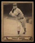 1940 Play Ball #26  Wally Moses  Front Thumbnail