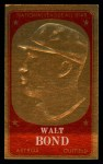 1965 Topps Embossed #50   Walt Bond   Front Thumbnail