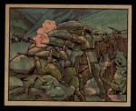 1938 Gum Inc. Horrors of War #232   Loyalists Attack Hillside Trenches in Rain Front Thumbnail