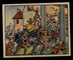 1938 Gum Inc. Horrors of War #186   Rebels Brave Machine Guns at Lerida Front Thumbnail