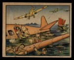 1938 Gum Inc. Horrors of War #269   Tokio Planes Wreck U.S. Pilot's Transport Front Thumbnail