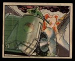1938 Gum Inc. Horrors of War #189   Rebel Plane Bombs Loyalist Hospital Train Front Thumbnail