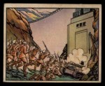 1938 Gum Inc. Horrors of War #188   Rebels Cut Off Barcelona Power Front Thumbnail