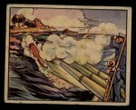 1938 Gum Inc. Horrors of War #94   Torpedoing the Rebel Cruiser Baleares Front Thumbnail