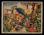 1938 Gum Inc. Horrors of War #274   Rebels Bomb Barcelona's Flower Promenade Front Thumbnail